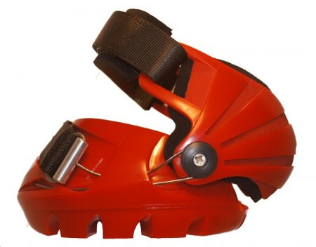 Bota pro koně Renegade Viper Dragon Fire Red