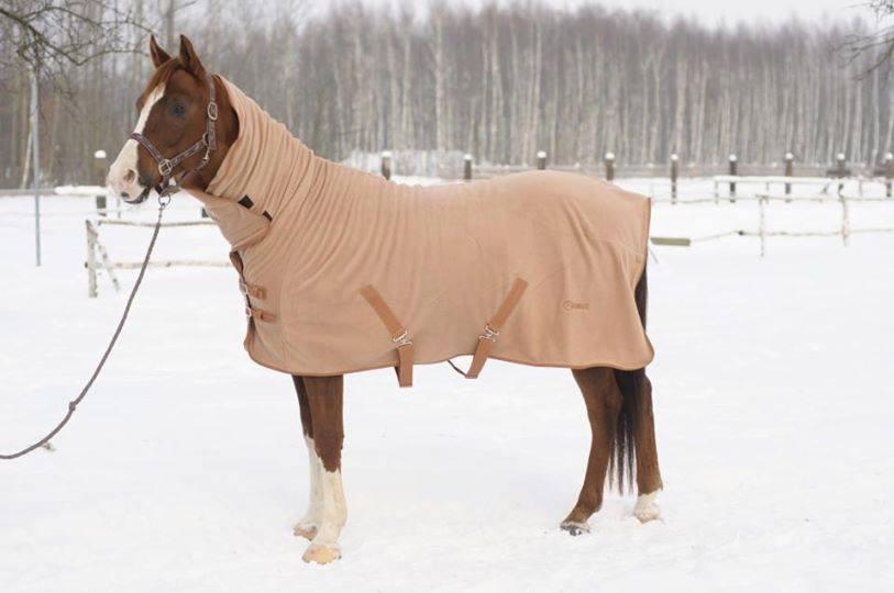 Odpocovací deka Horsea Highneck